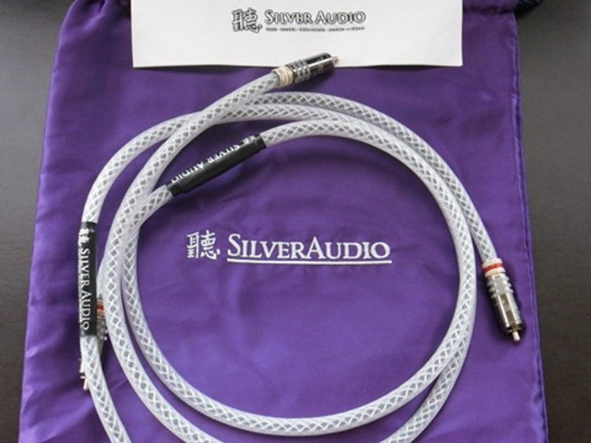 Silver Audio Appassionata   (1 Meter)