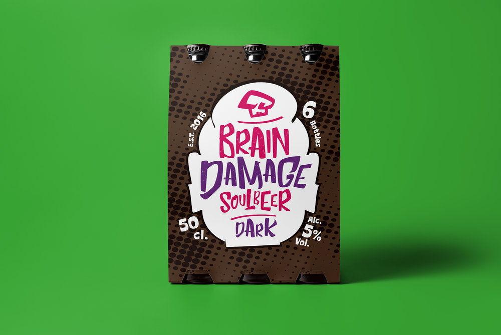 BrainDamage_Beer_Dark_500ml_6pack_FrondView.JPG