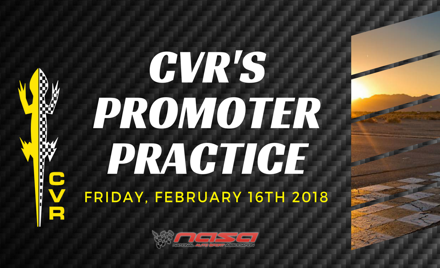 CVR's Promoter Practice for Nasa AZ
