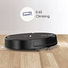 Aposen New Design Robot Vacuum with 3.0 inch thin