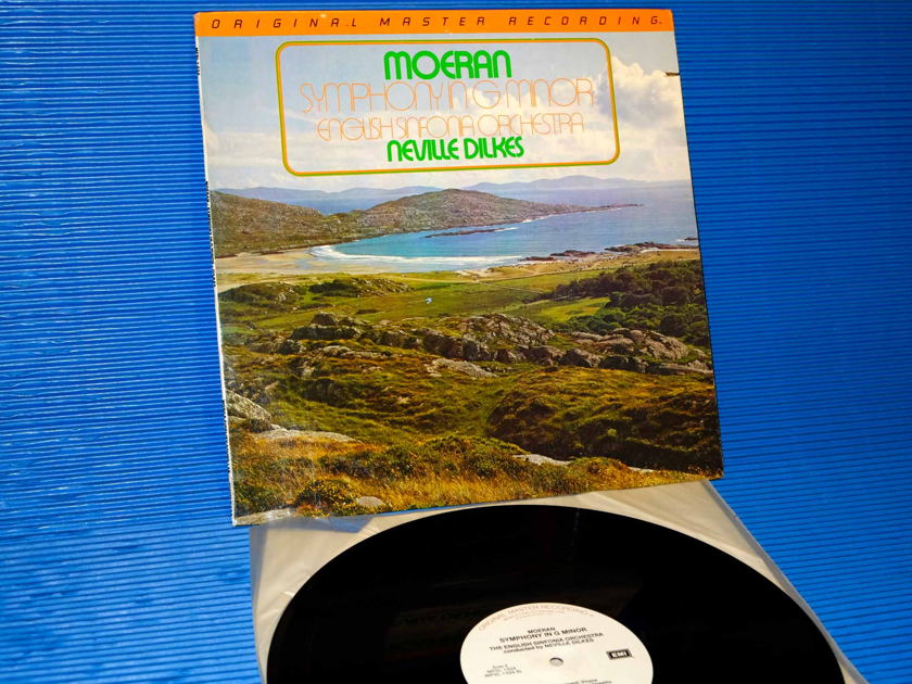 "MOERAN / Dilkes - ""Symphony in G Minor"" -  Mobile Fidelity Sound Labs / MFSL 1979"