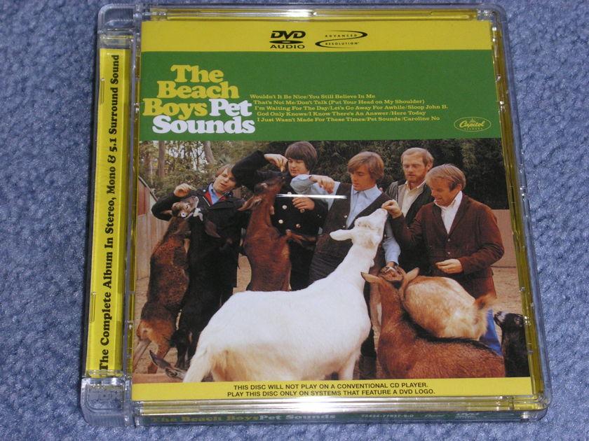 The BEACH BOYS - Pet Sounds  -- DVD-A