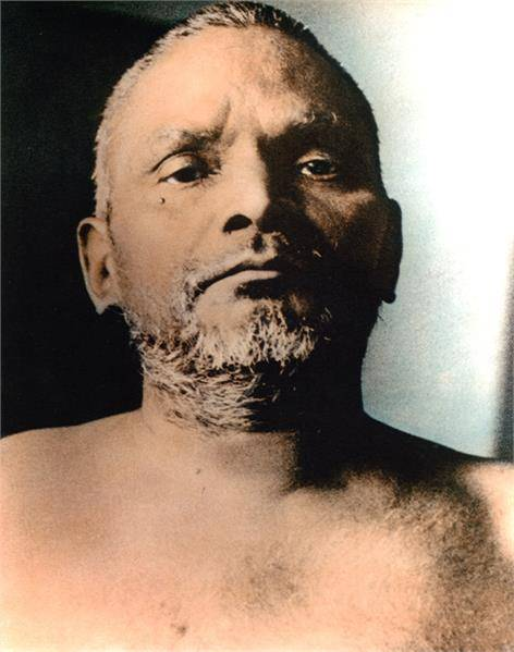 Portrait photo of Bhagavan Nityananda