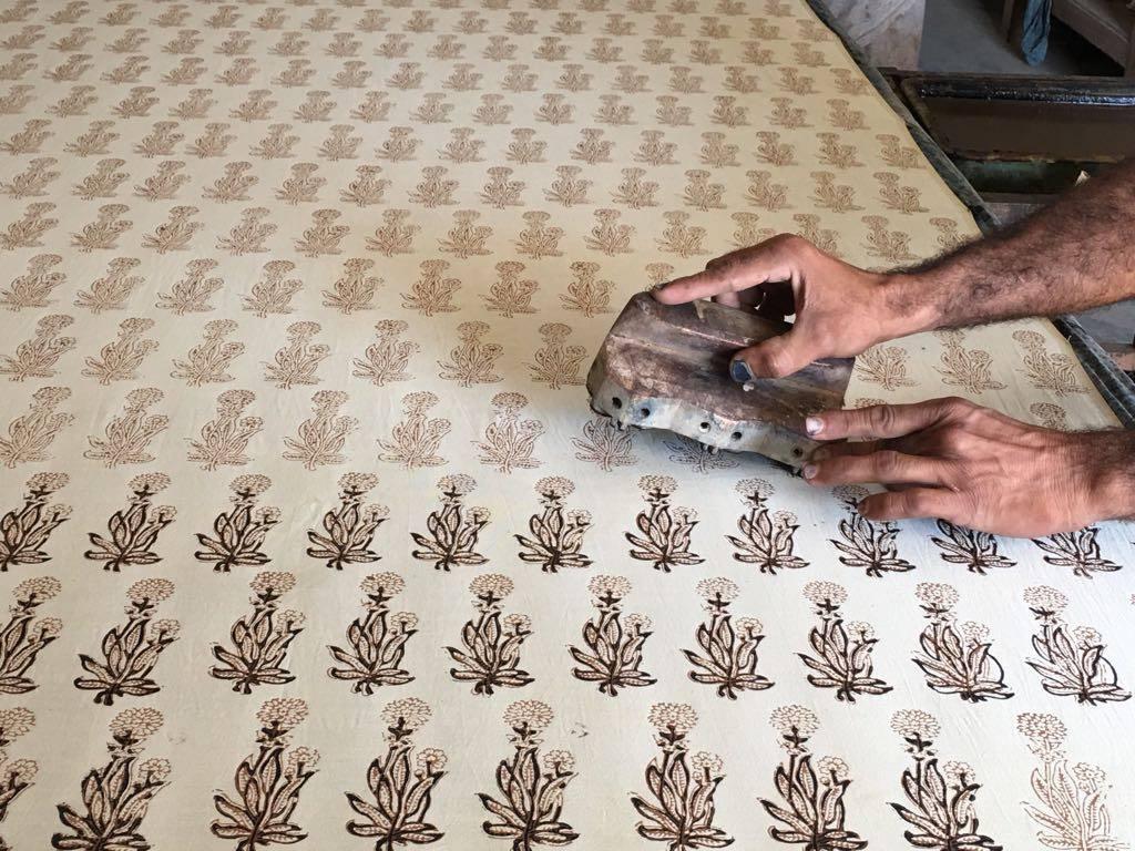 Kutch banni patchwork