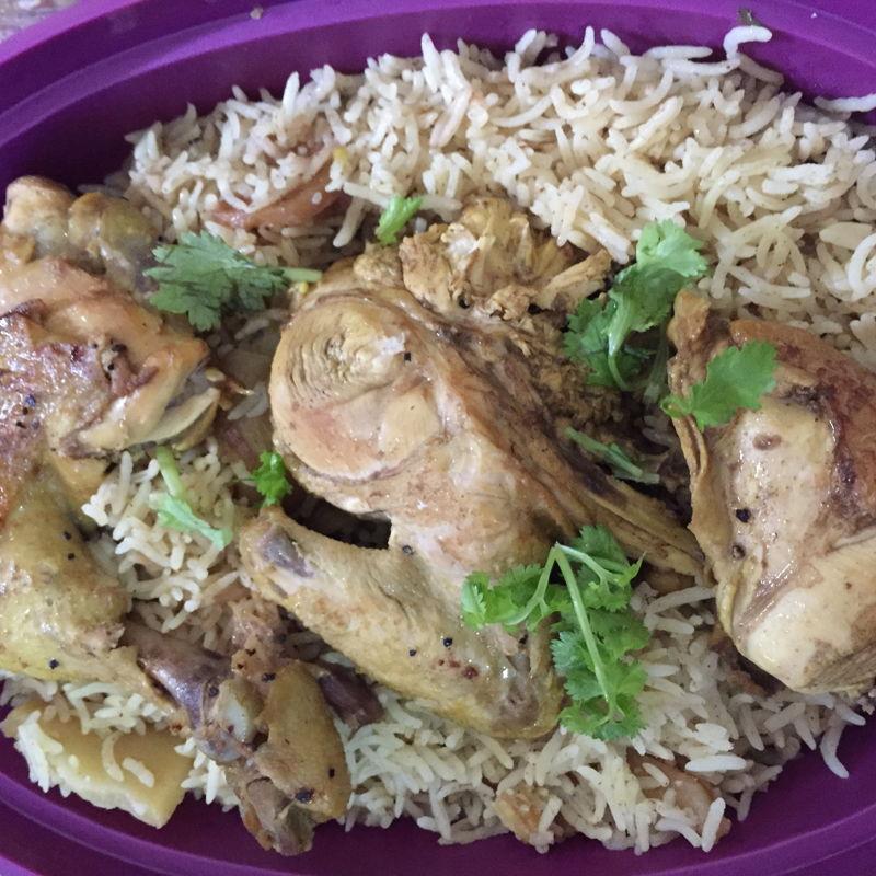 Chicken khabsah