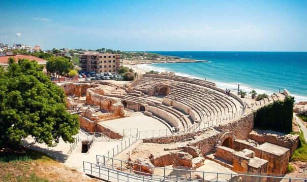 Римская Таррагона и город искусств Ситжес