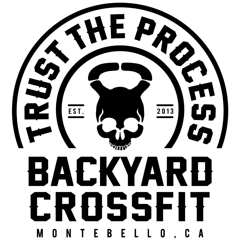 Backyard CrossFit logo
