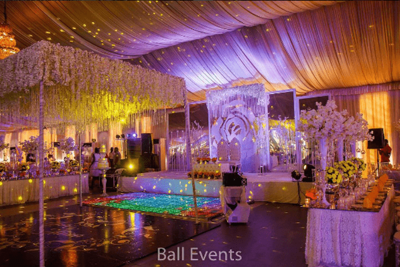 Ball Events Concepts