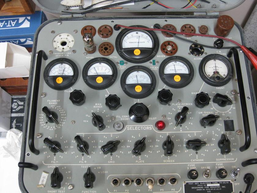 Amperex  USN 6922 Pinched Waist