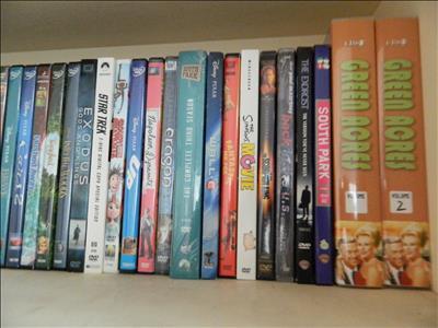 sample DVDs