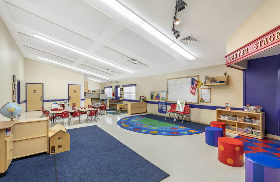 school classroom preschool