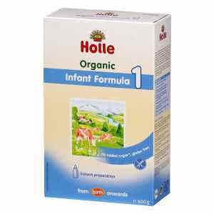 Holle Organic Baby Milk