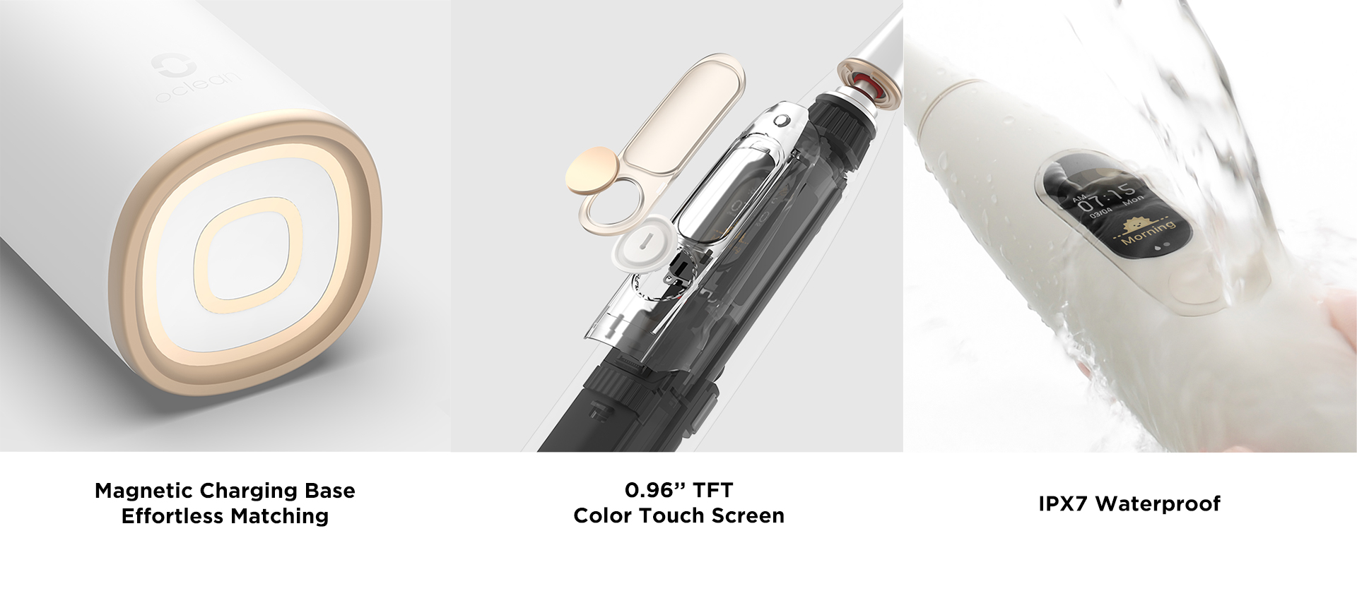 magenetic charging bcase effortless matching  color touch screen