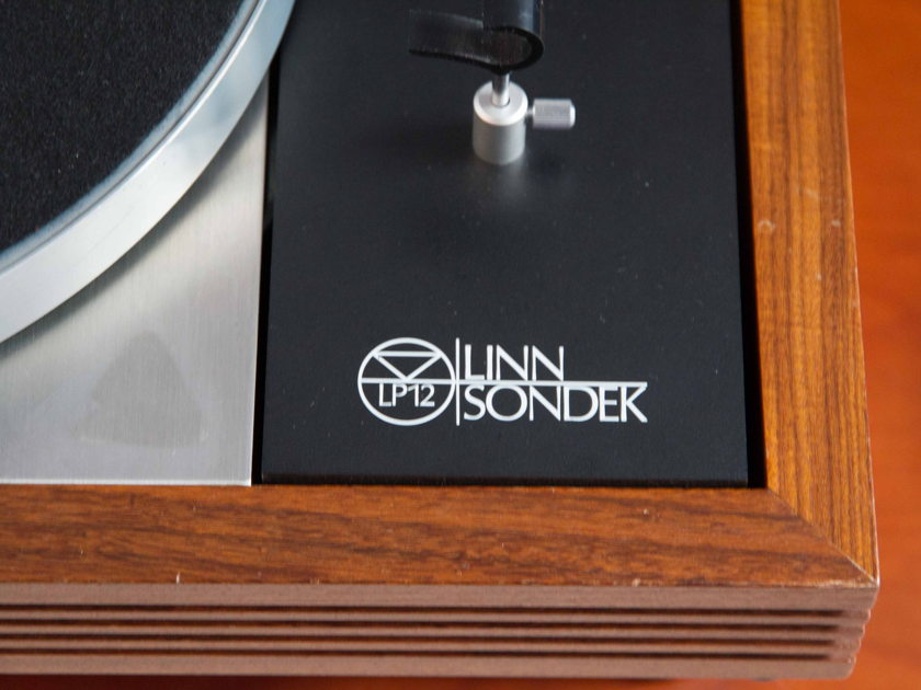 Linn LP-12 Basik Many Upgrades