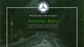 MBCA-BC Whistler Rally 2017