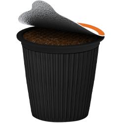 2 Servings: 4 Tbs coffee + 12oz water