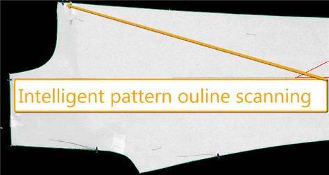 Camera Pattern Digitizing, Pattern Digitizer Sofware