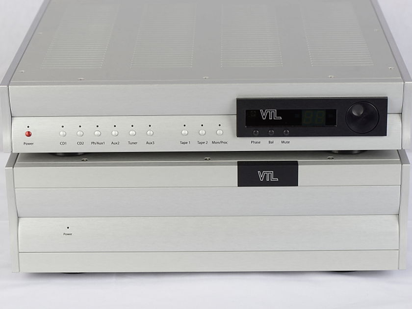 VTL TL-7.5 Series III Reference Preamplifier Silver