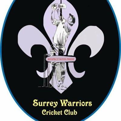 Surrey Warriors Cricket Club Logo