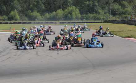 Tennessee Karting Association Test Day