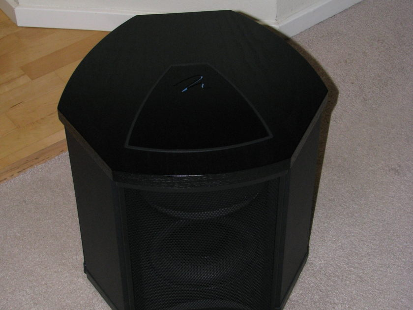 Martin Logan Depthi Subwoofer, Mint Condition, low use one owner, great condition with original box and manual,  You will not find one nicer than this