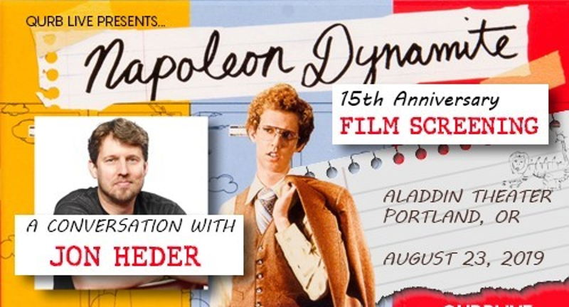 15th Anniversary of Napoleon Dynamite