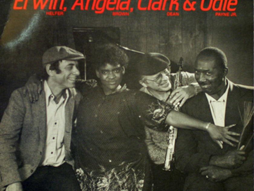 Erwin Helper, Angela Brown, Clark Dean, Odie Payne - Live at the piano man