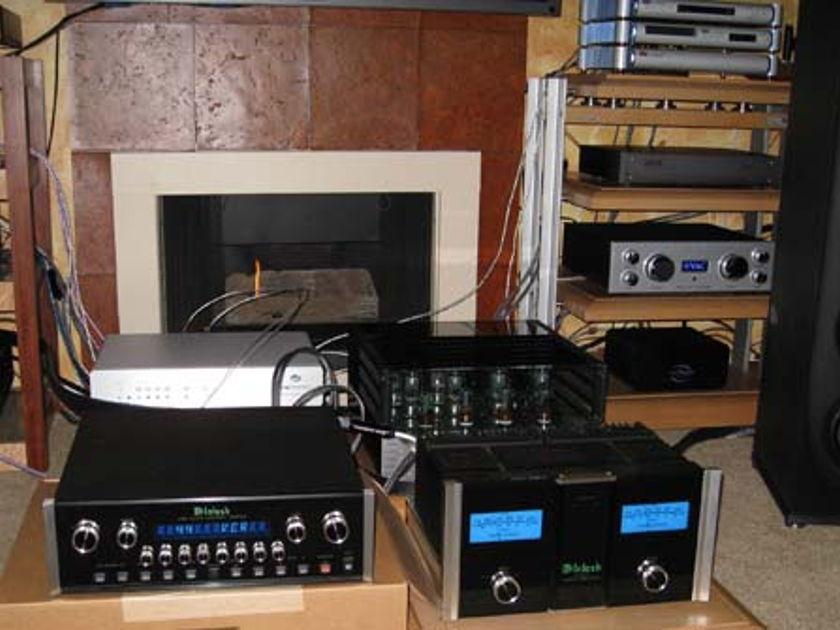 MCINTOSH MC252 STEREO AMP,  CUSTOMER TRADE, WARRANTY!