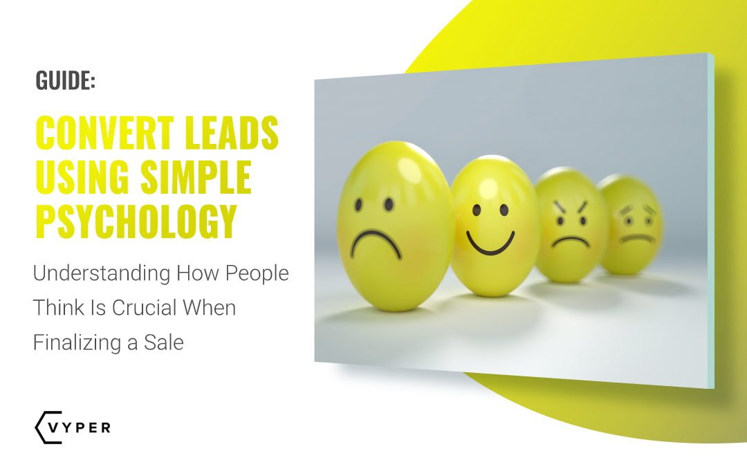 convert leads using simple psychology
