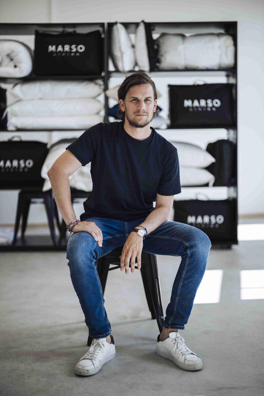 Marso Living Co-founder Marc