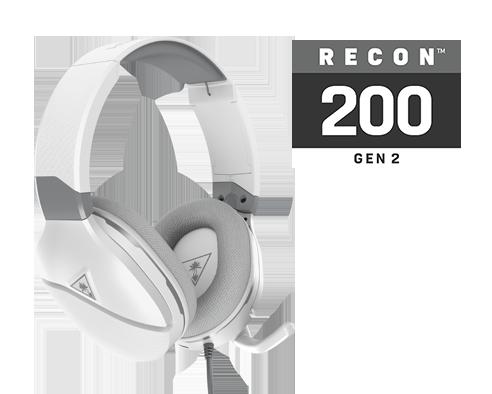 recon 200 gen 2 white