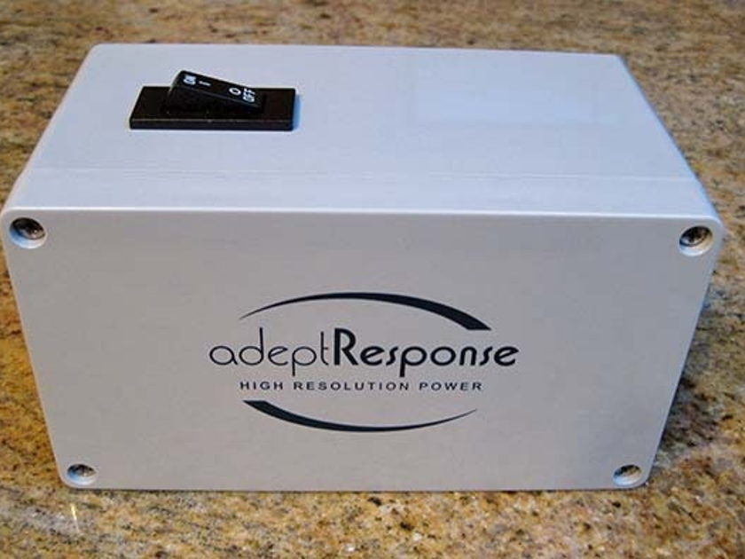 AUDIENCE ADEPT aR2p-TO,  TWO OUTLET, LATEST MODEL,  CUST TRADE, WARRANTY!