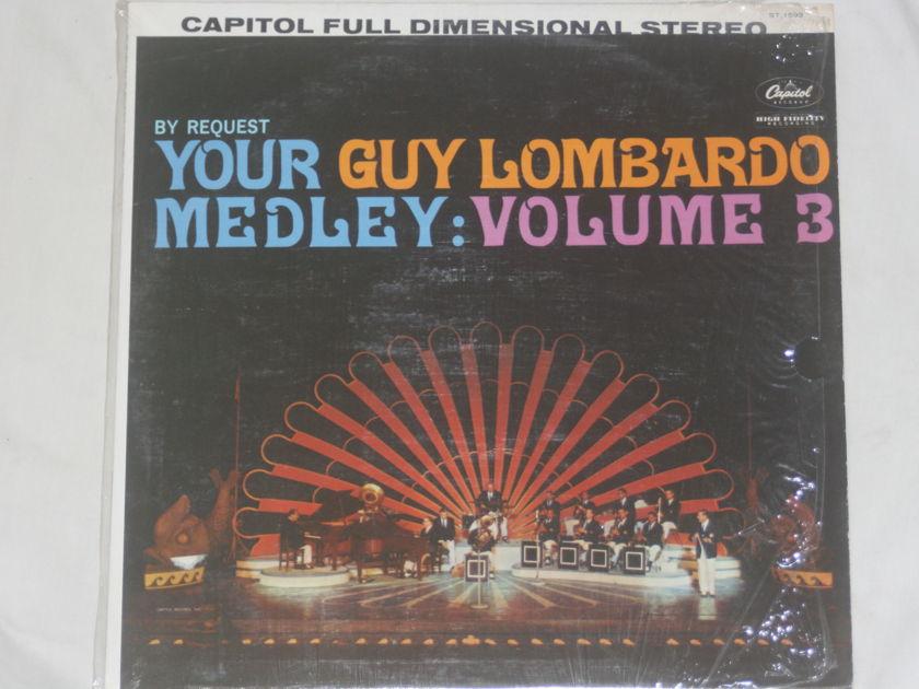 Guy Lombardo - Your Medley: Volume 3 ST 1598