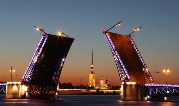 Автобусная экскурсия Вечерний Петербург
