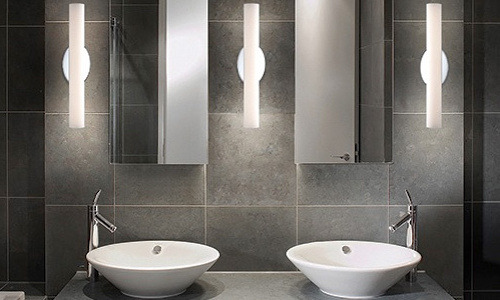 Modern Forms Loft Bathroom Vanity Lights