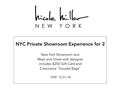 NYC Showroom Experience