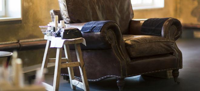 BeautySpace Einrichtung Sessel