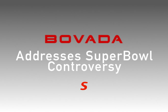 Bovada Does It Right After Super Bowl Controversy