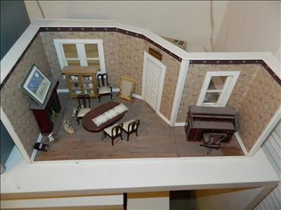 inteior miniature room