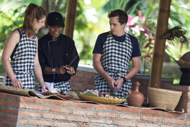 Cooking Class - Intro to Balinese Cuisine