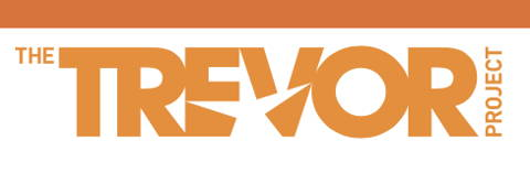 Trevor Project Logo and Link