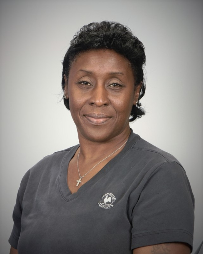 Ms. Beverly Wells is employed at Primrose School of Barker Cypress, 16555 Dundee Rd.