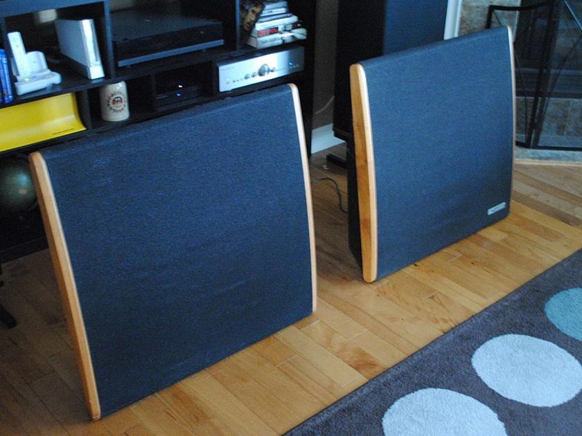 Dahlquist DQ-10 Vintage Speakers