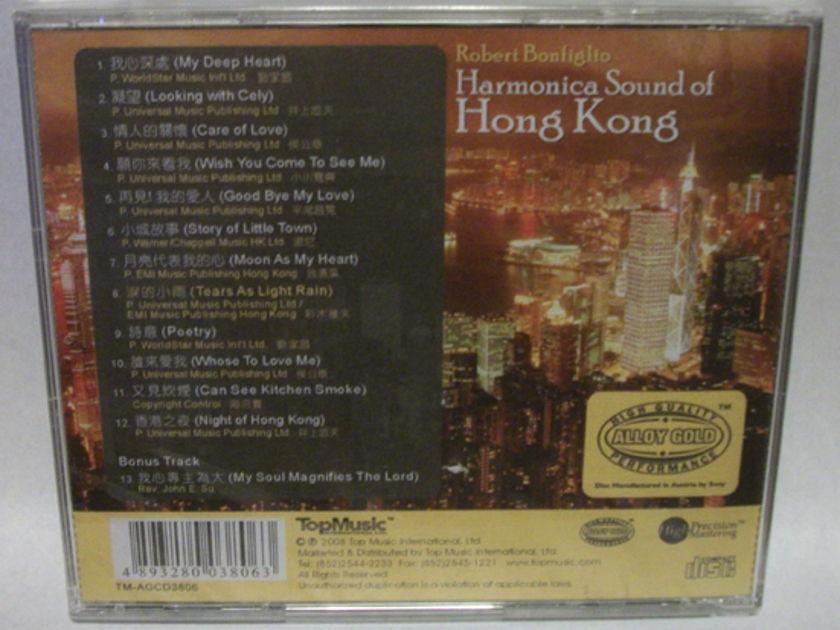 Robert Bonfiglio - harmonica Sound of hong kong