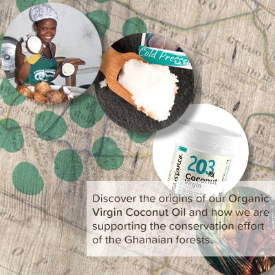 Organic coconut Oil Sourcing story