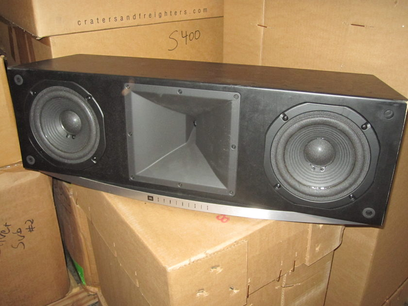 JBL Synthesis Three S3M, S3C, S2A (5 speakers!)
