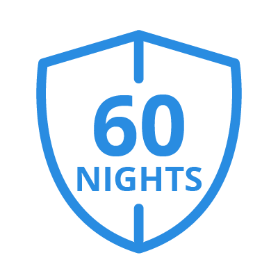 60 Day Guarantee logo