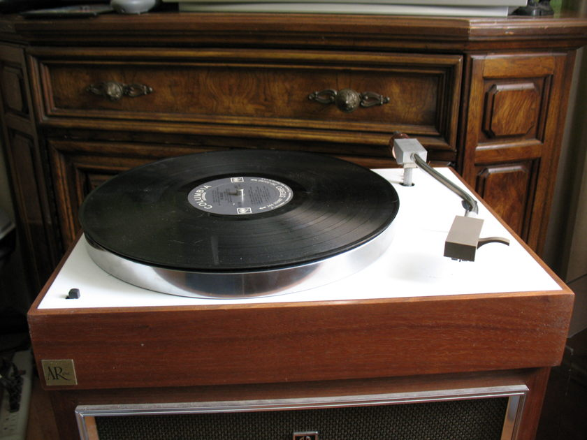 AR Acoustic Research Original Turntable