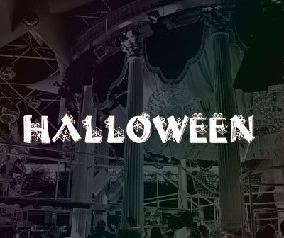 Halloween Es Paradise Ibiza  party calendar winter