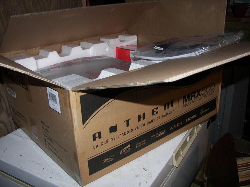 Anthem  MRX-500 Brand new
